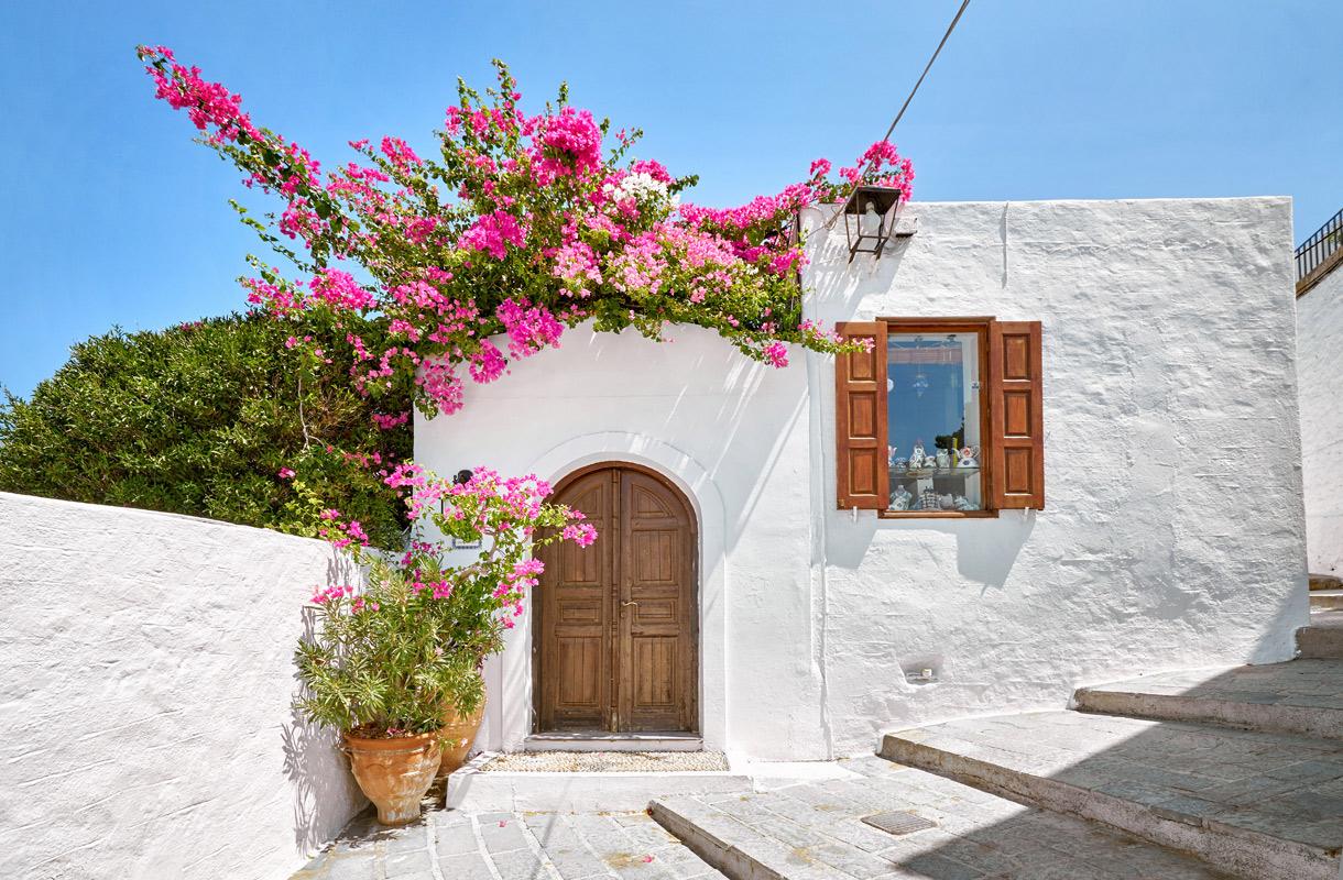Rodos, Kreikka