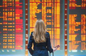 Miksi lennot myöhästelevät?