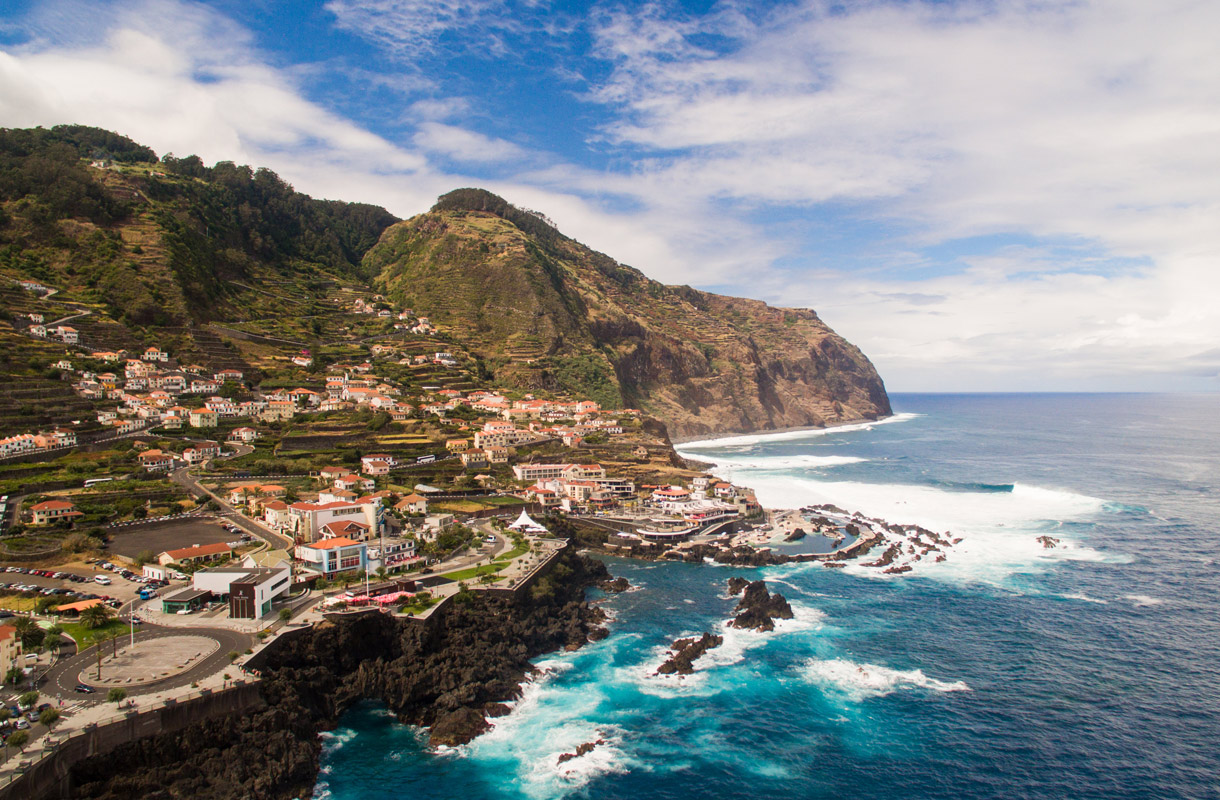 Halvat lennot Madeiralle
