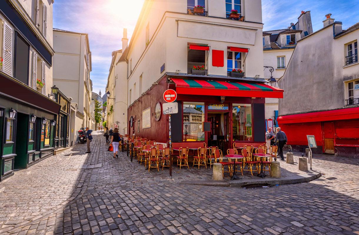 Missä ranskanperunat keksittiin?