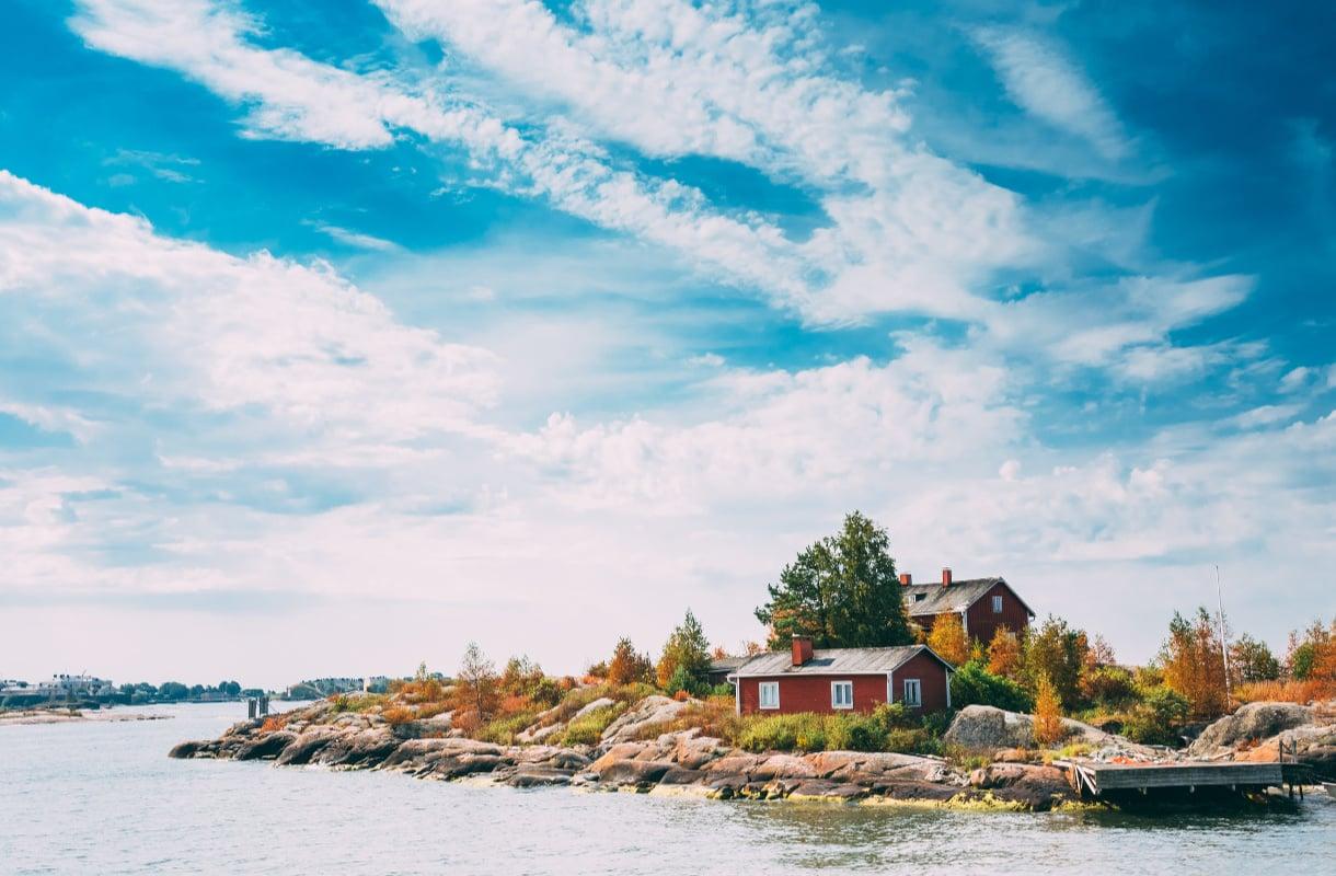 Ahvenanmaan saaristo, Suomi