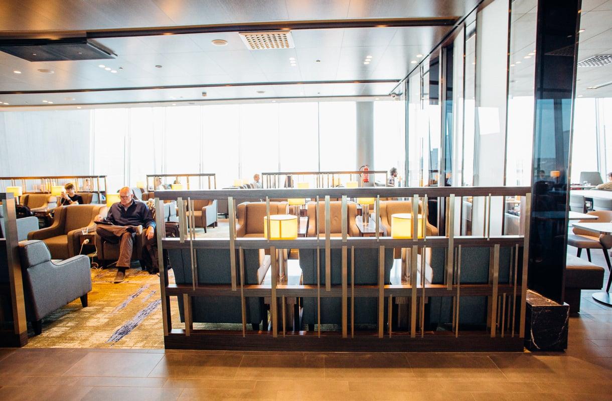 Plaza Premium Lounge, Helsinki-Vantaa