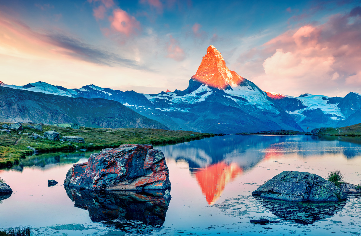 Matterhorn, Sveitsi