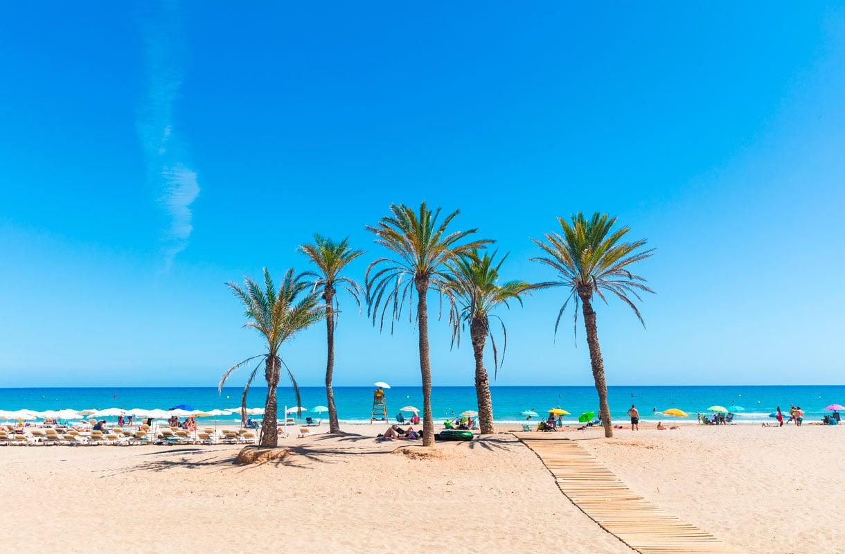 Espanjalainen rantaetiketti