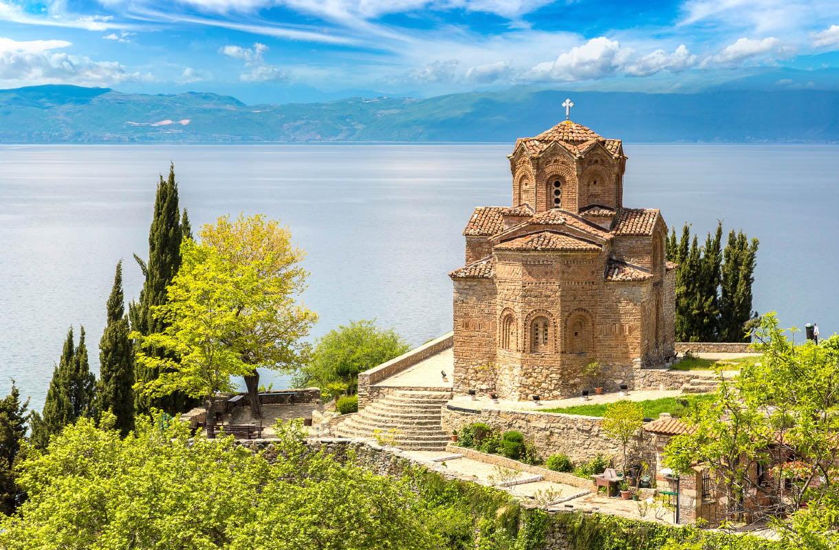 Viisi vinkkiä Ohridjärvelle