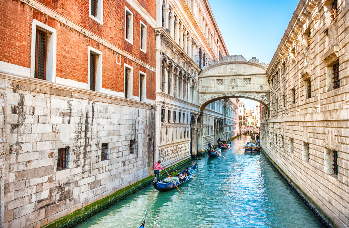 Käytännön vinkit Venetsiaan