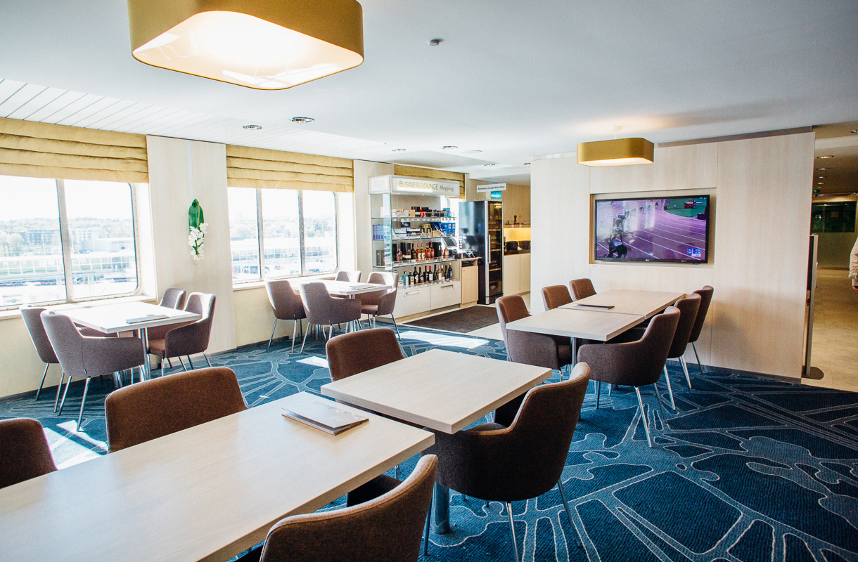 Tallink Starin Business Lounge