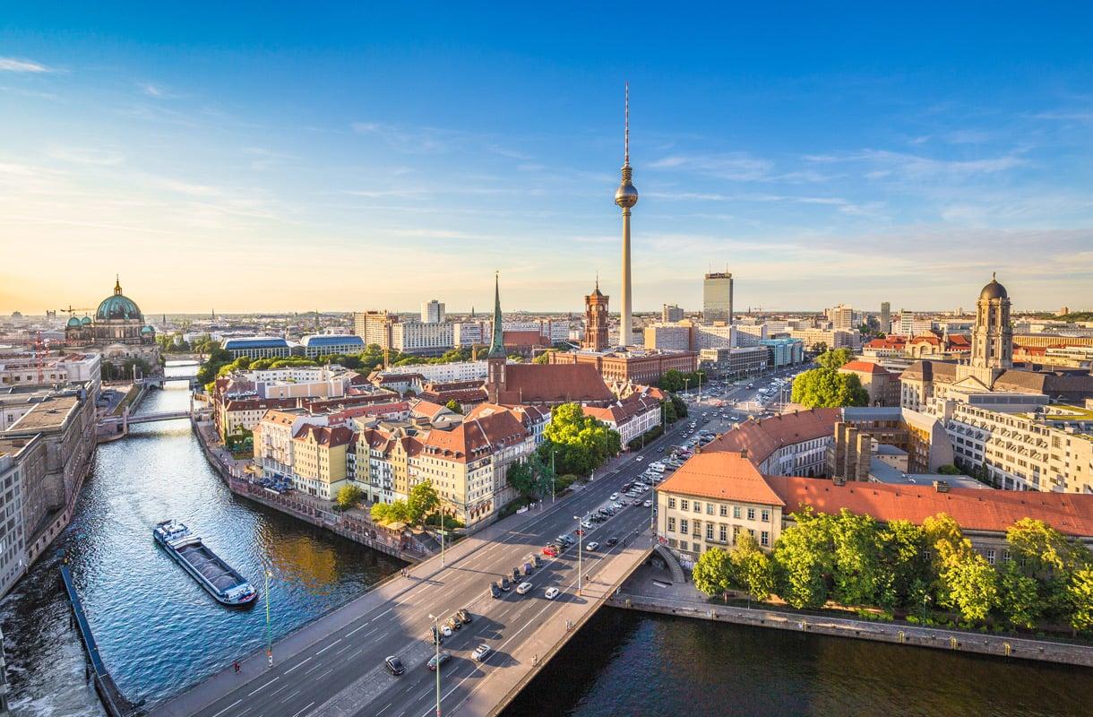 Kymmenen hauskaa faktaa Berliinistä