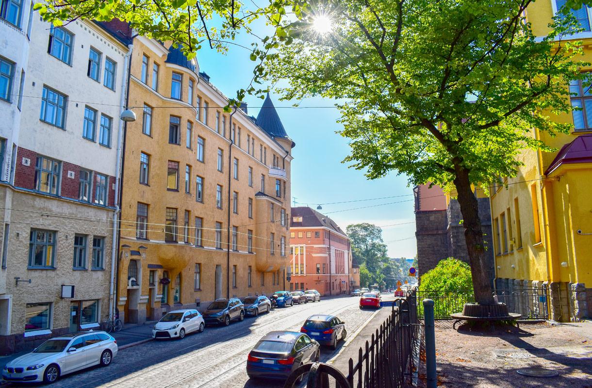 Helsinki Majoitus Lapsiperheille