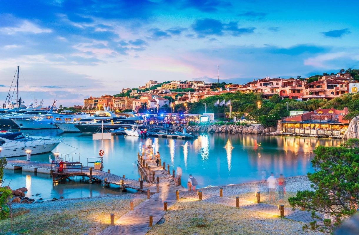 Sardinia Nähtävyydet