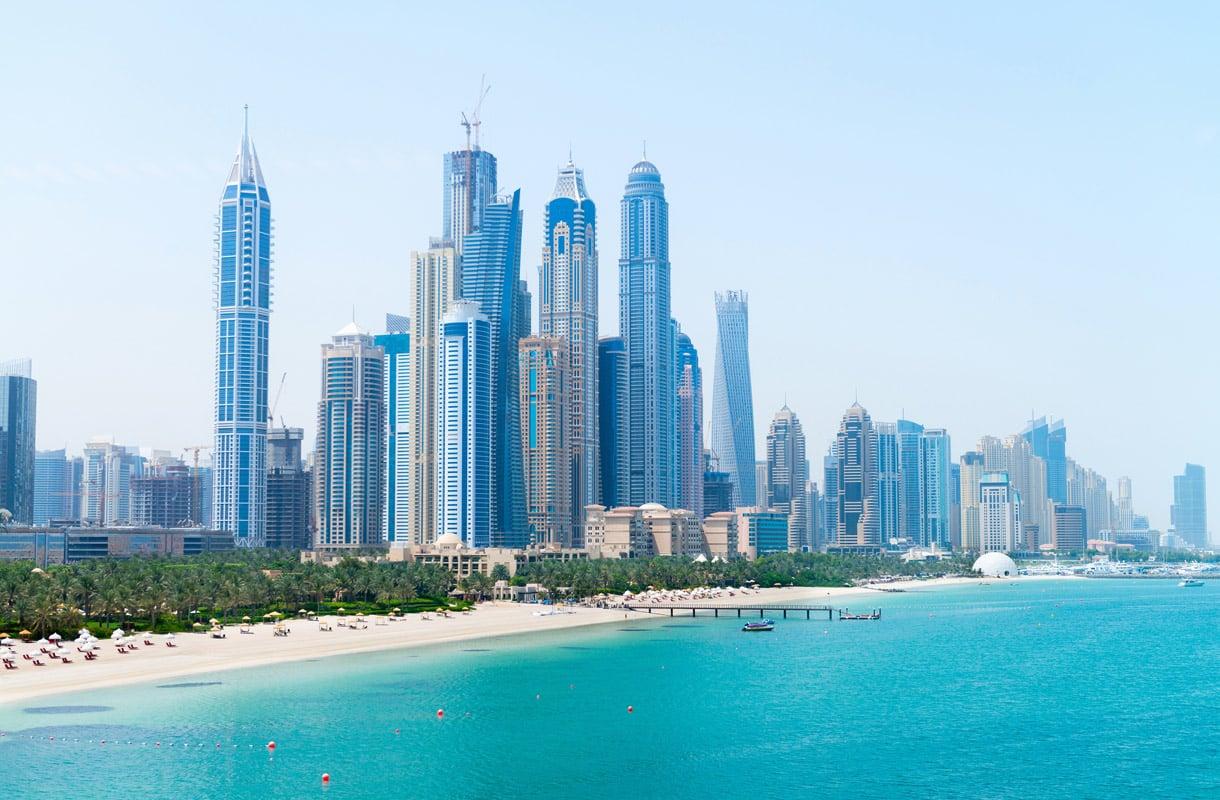 Äkkilähdöt Dubaihin
