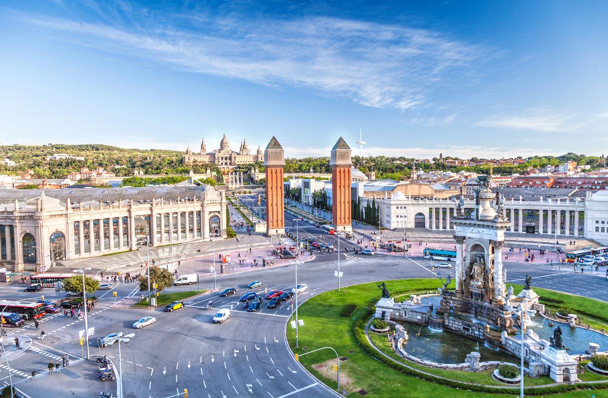 Barcelona, Espanja