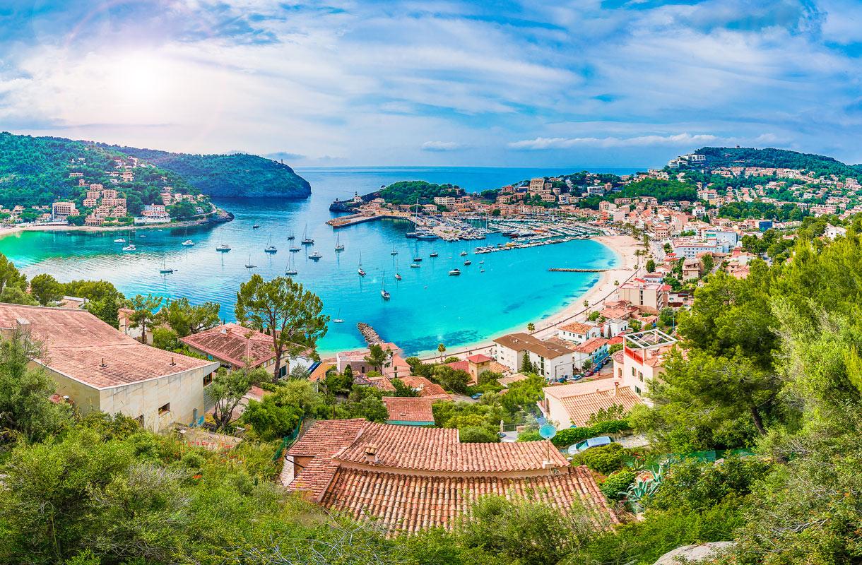 Baleaareilla voi olla kesällä kallista