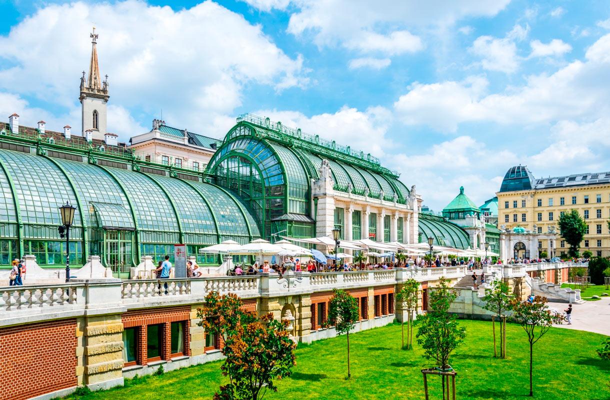 Itävallan Pääkaupunki