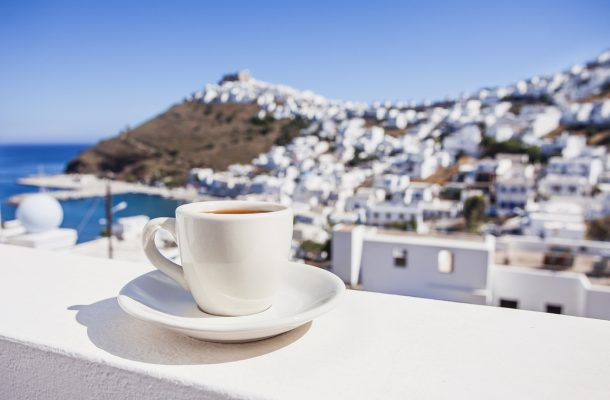Kreikkalainen Kahvi