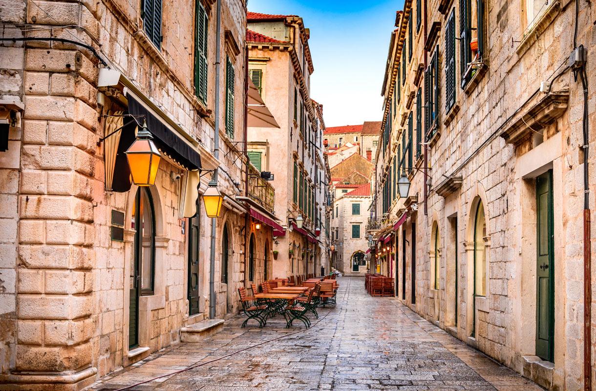 Mikä on Dubrovnikin Maskeron?