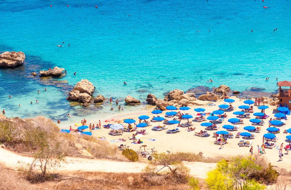 Agia Napa, Kypros