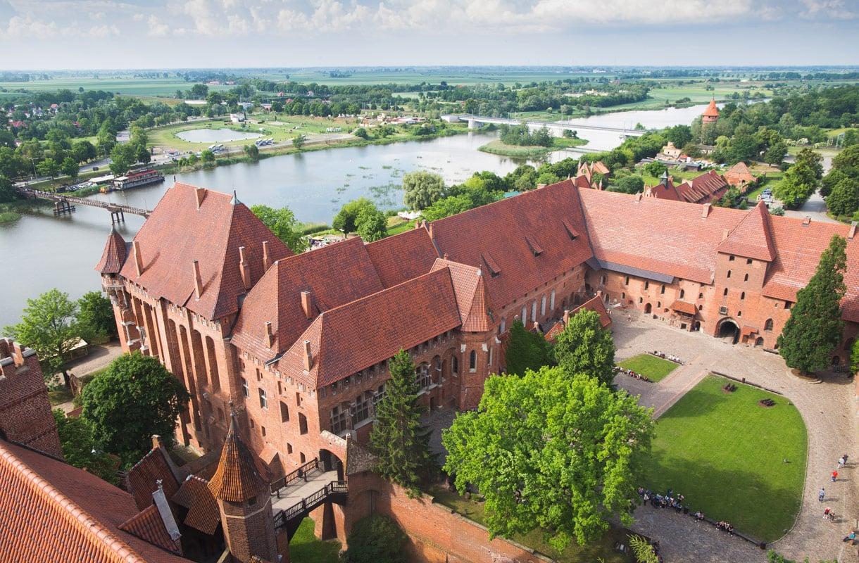 Malborkin linna, Puola