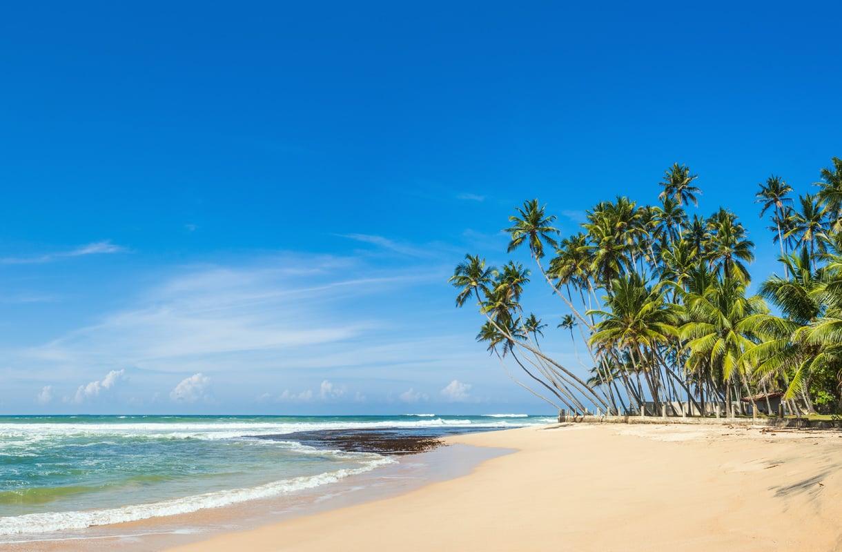 Sri Lanka tunnettiin ennen nimellä Ceylon