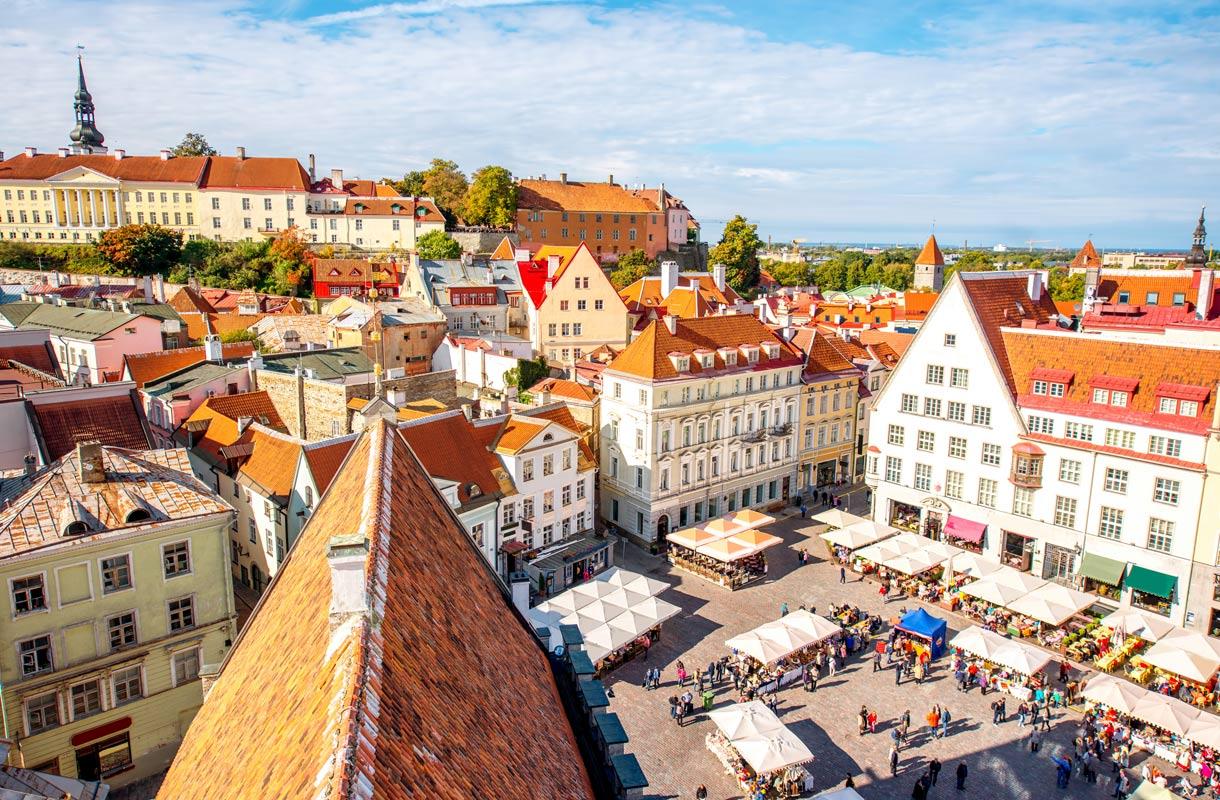 Tallinnassa on Euroopan vanhin apteekki