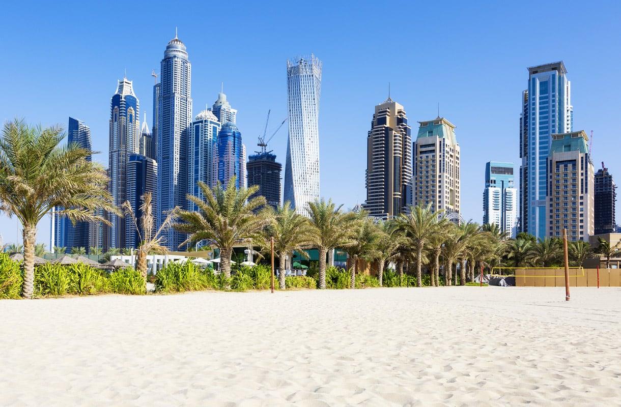 Dubain uusi alkoholilupa turisteille