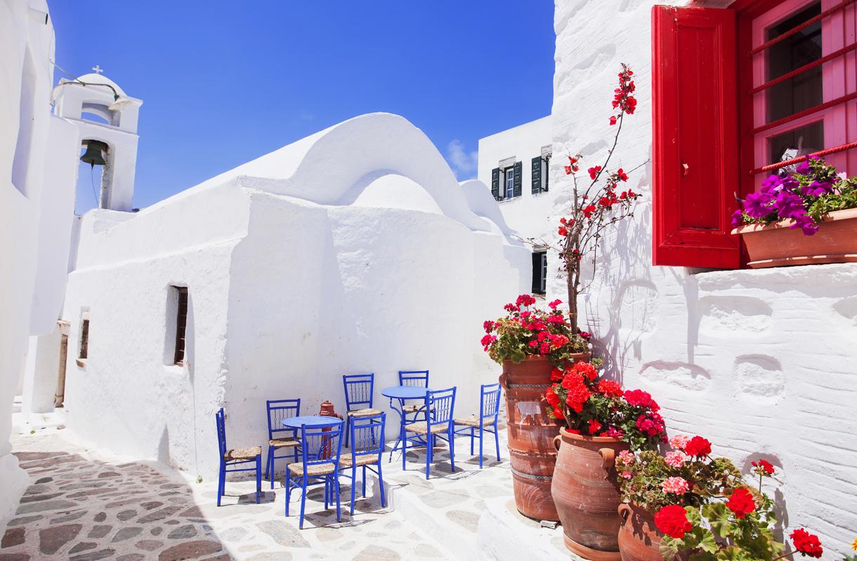 Amorgos, Kreikka