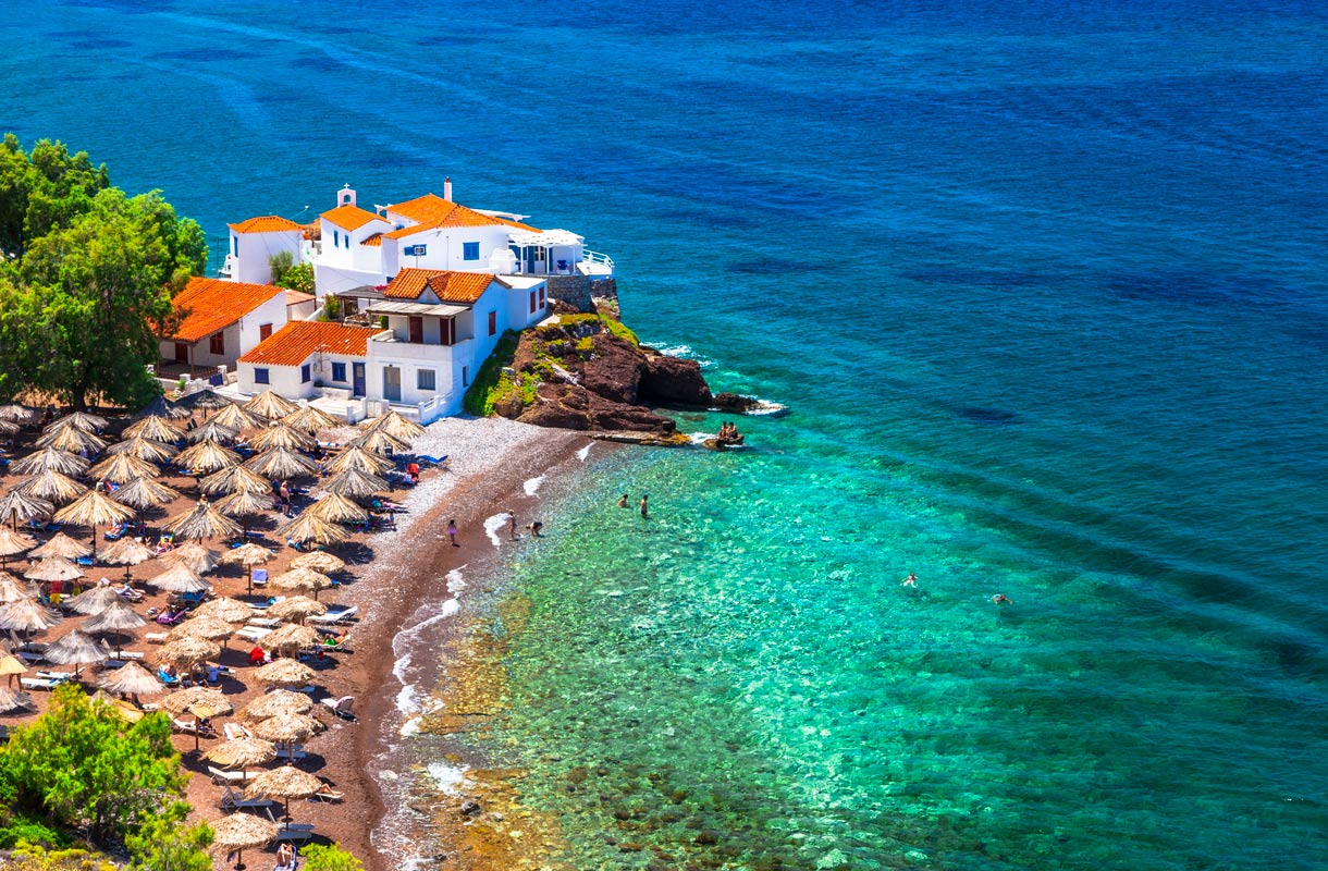 Hydra, Kreikka