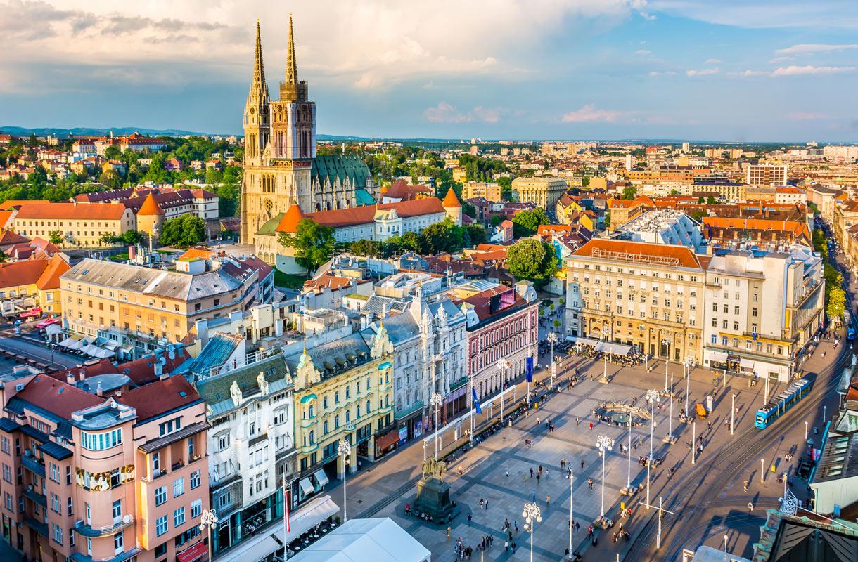 Zagrebin hauskat perinteet