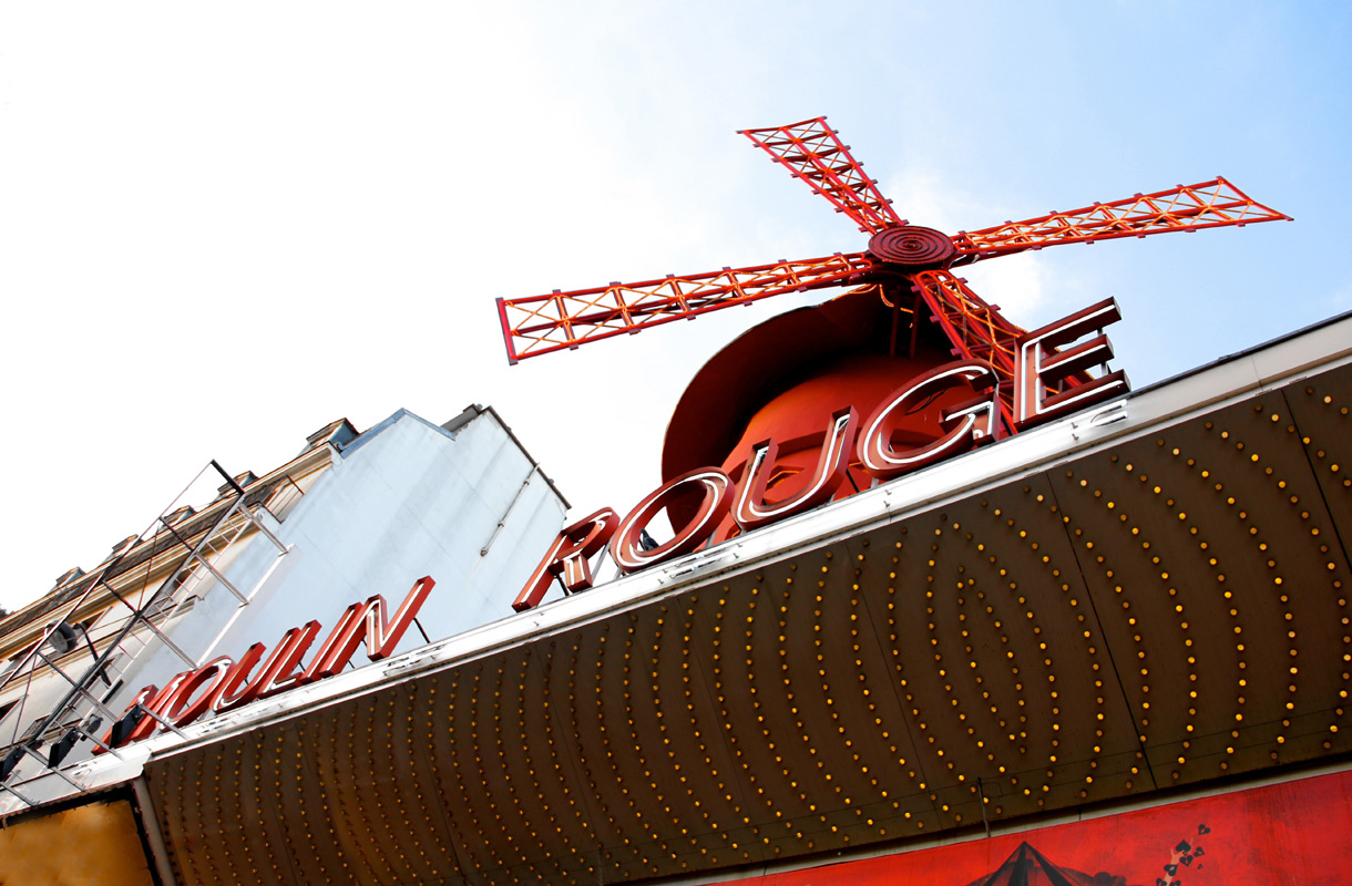 Moulin Rouge, Pariisi