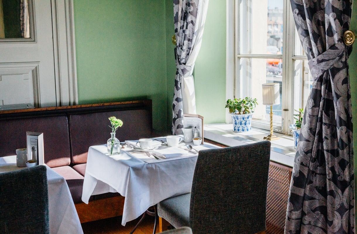 Hotel Havenin aamiainen, Helsinki
