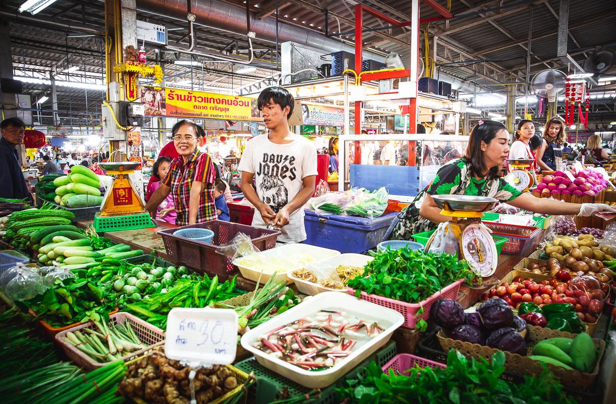 Retket Thaimaassa