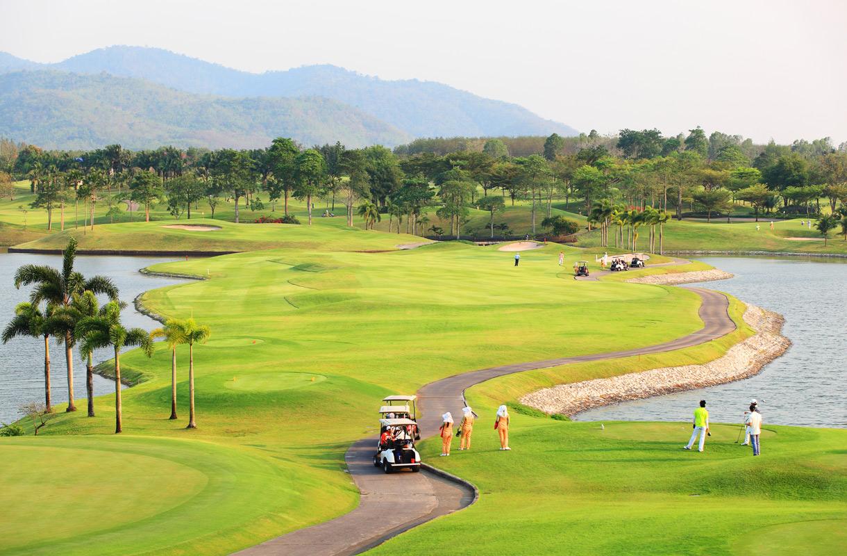 Golfloma Thaimaassa