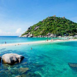 Koh Tao, Thaimaa