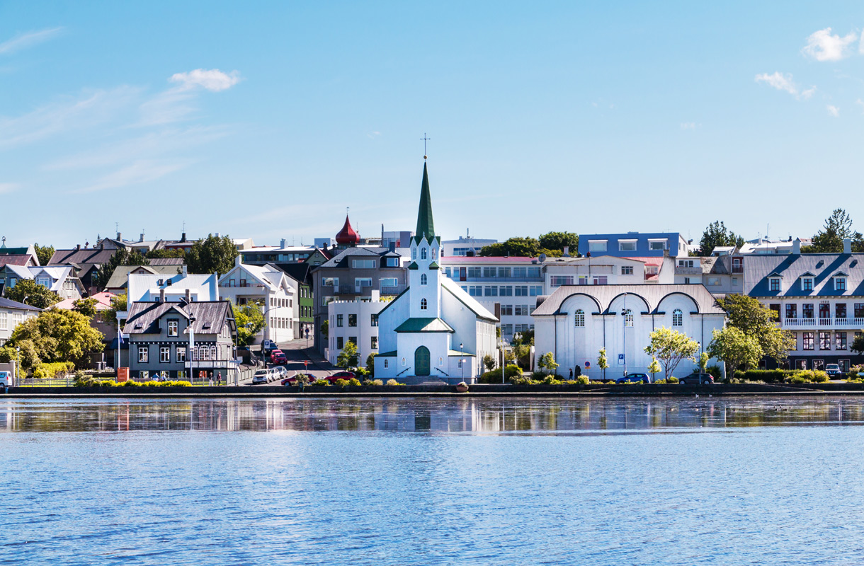 Hotellivinkit Reykjavikiin