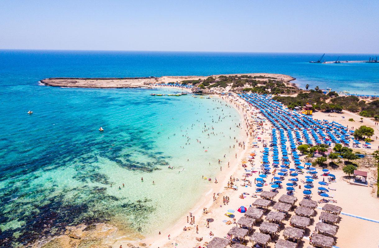äkkilähdöt Kypros