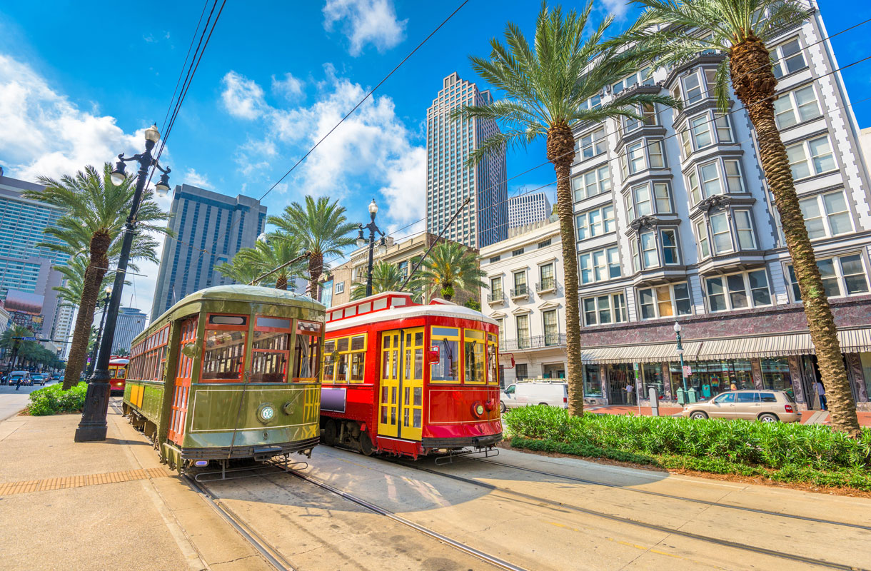 New Orleans, Yhdysvallat
