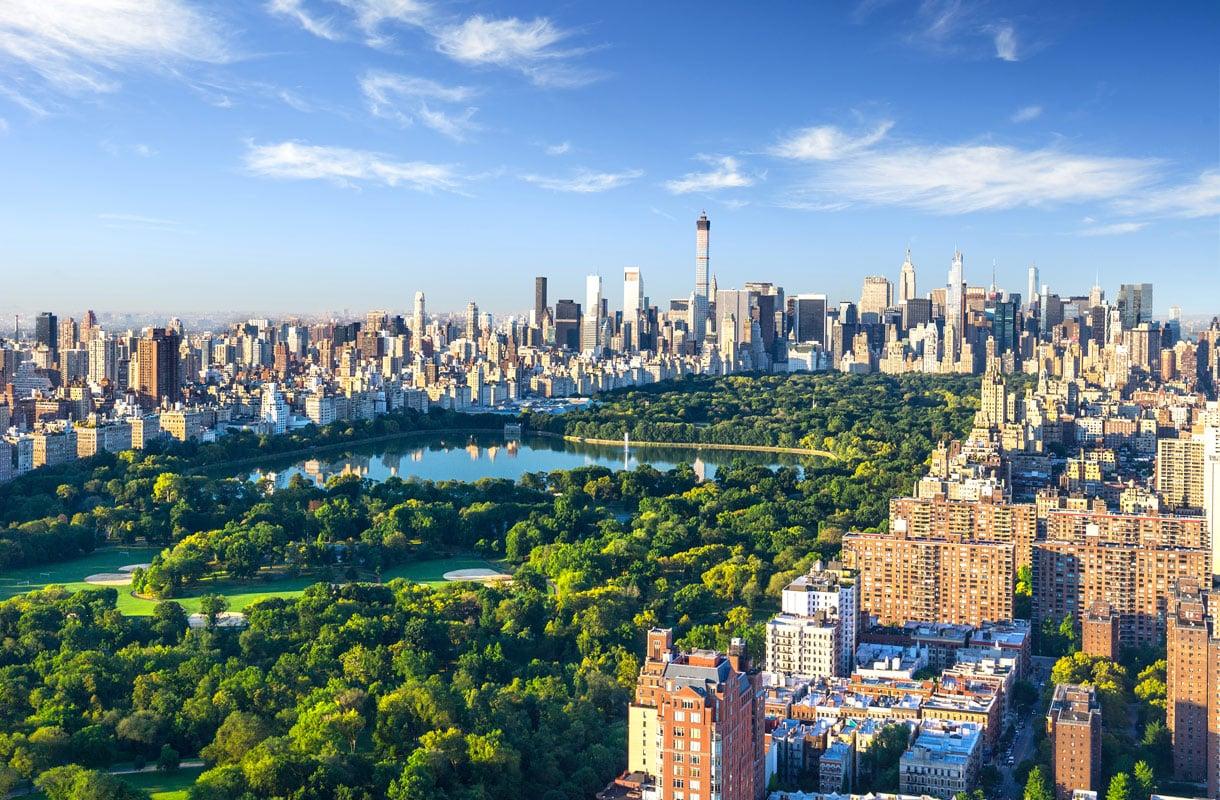 Mikä Yhdysvaltojen kaupunki sopii sinulle?