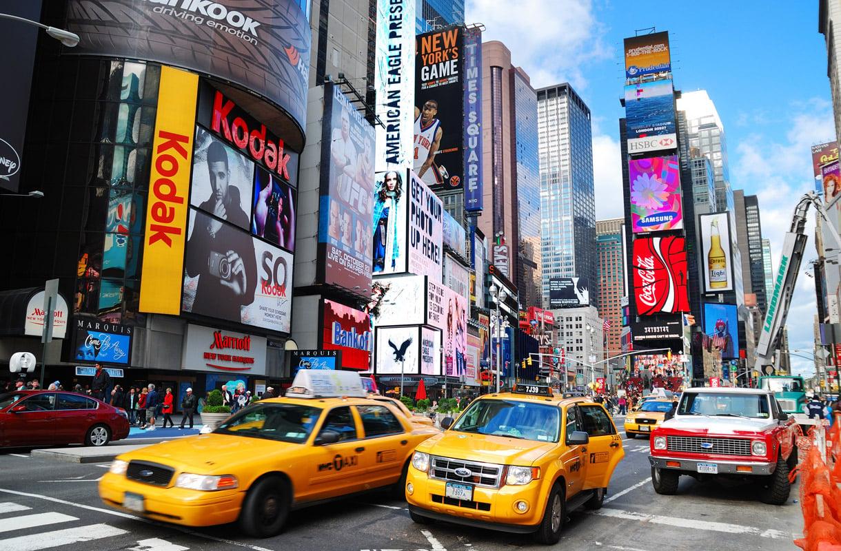 Millaiselle matkailijalle New York sopii?