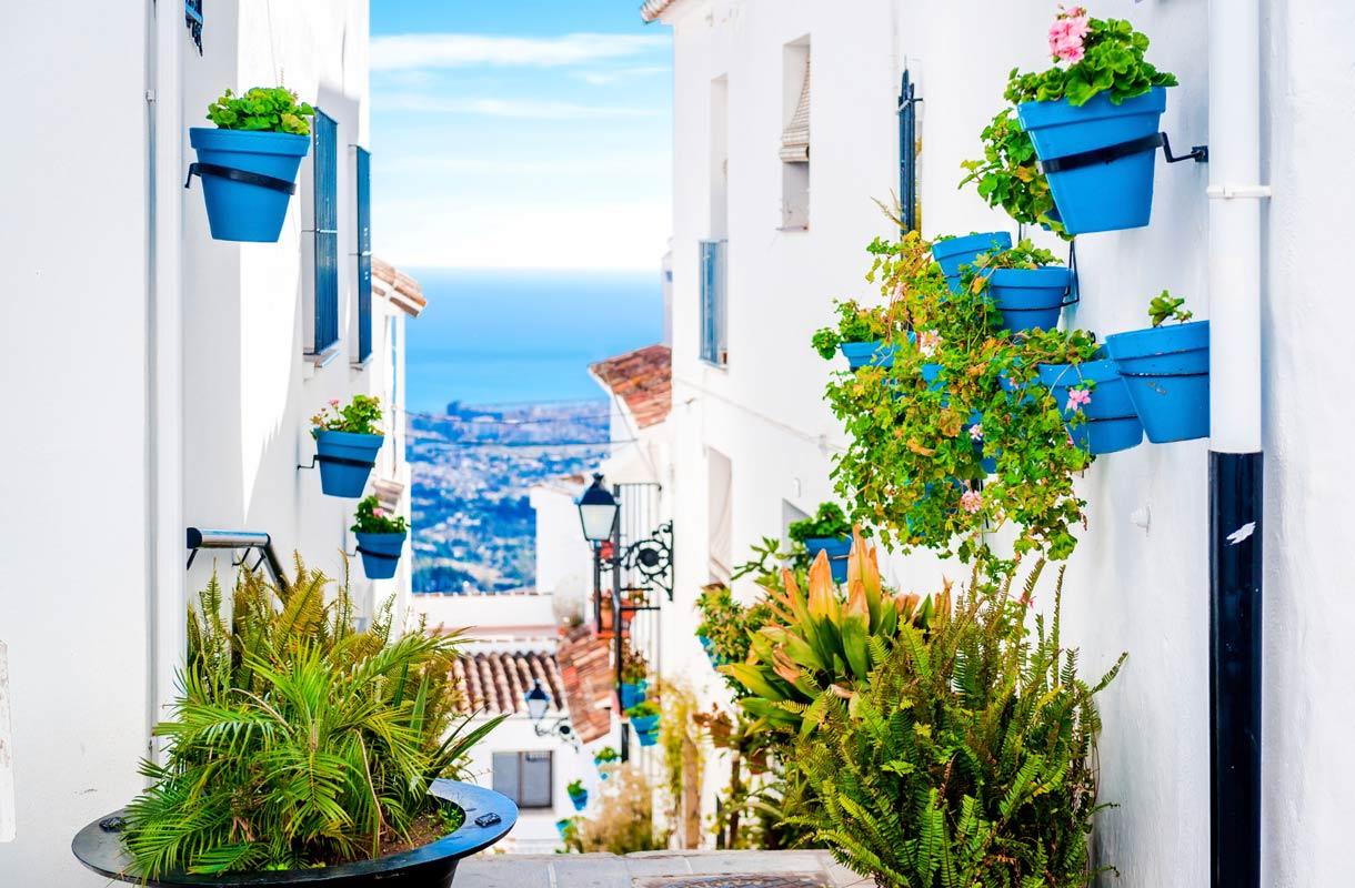 Mitä ovat Espanjan valkoiset kylät?