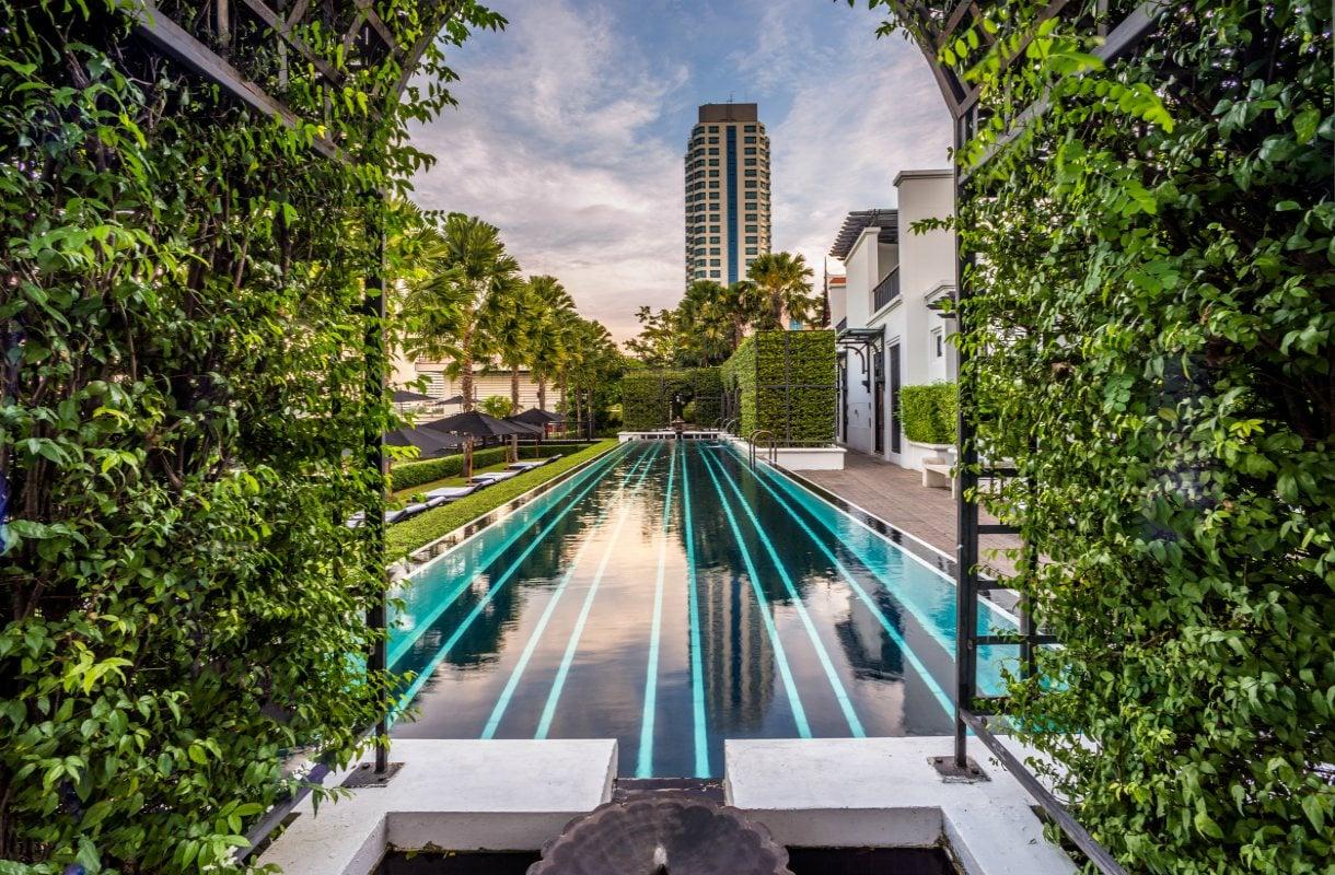 Bangkokin parhaat alueet matkailijalle