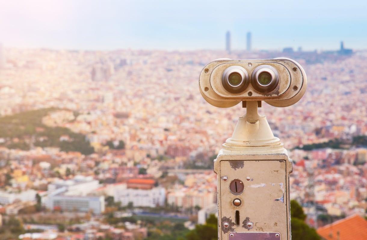Barcelonan näköalapaikat