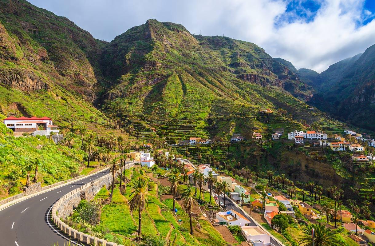 Miten La Gomera sai nimensä?