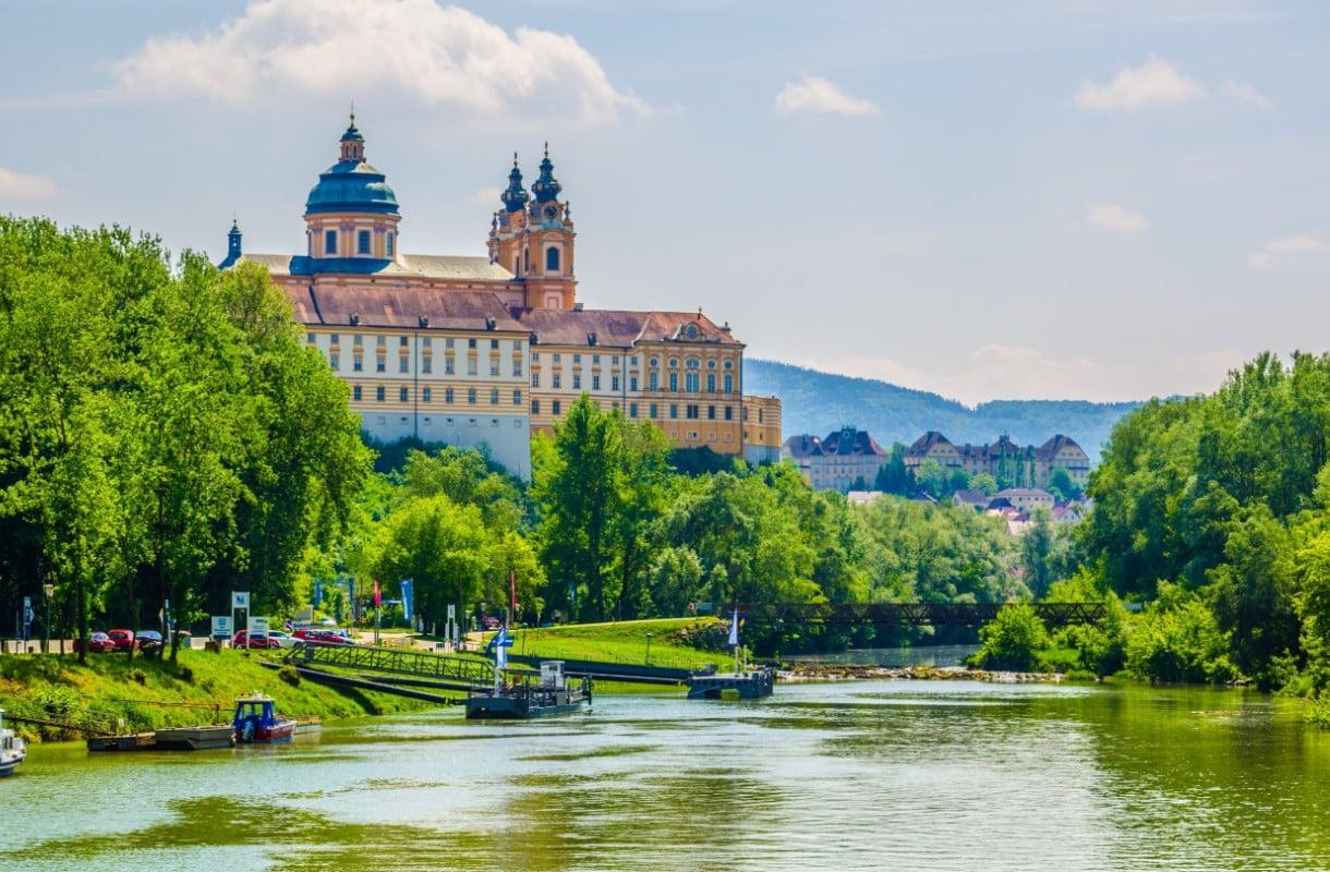 Päiväretket Wienistä