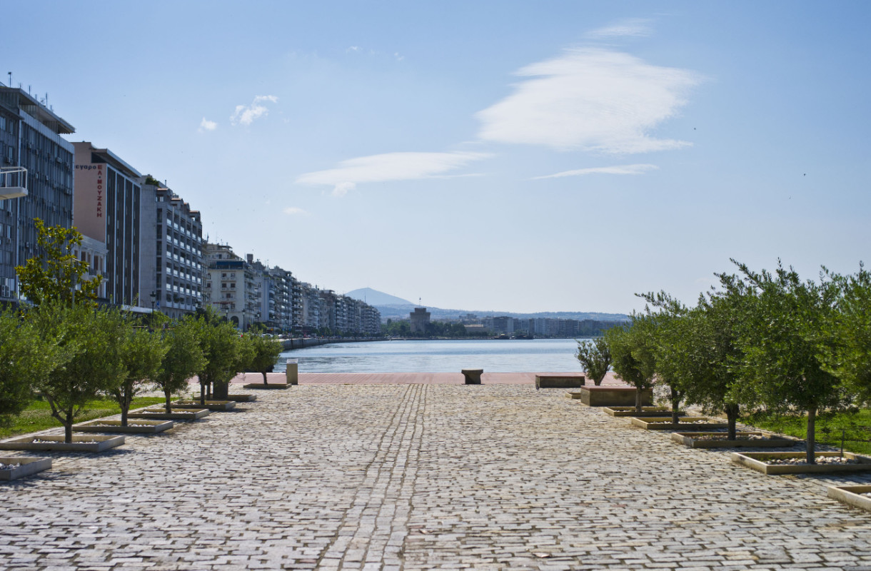 Kreikan kaupunkilomat