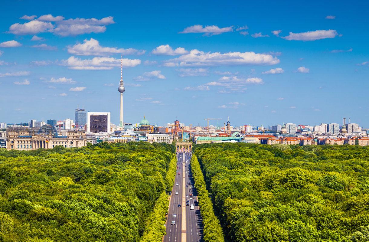 """Saksan """"kiellettyyn kaupunkiin"""" voi tehdä retken Berliinistä"""