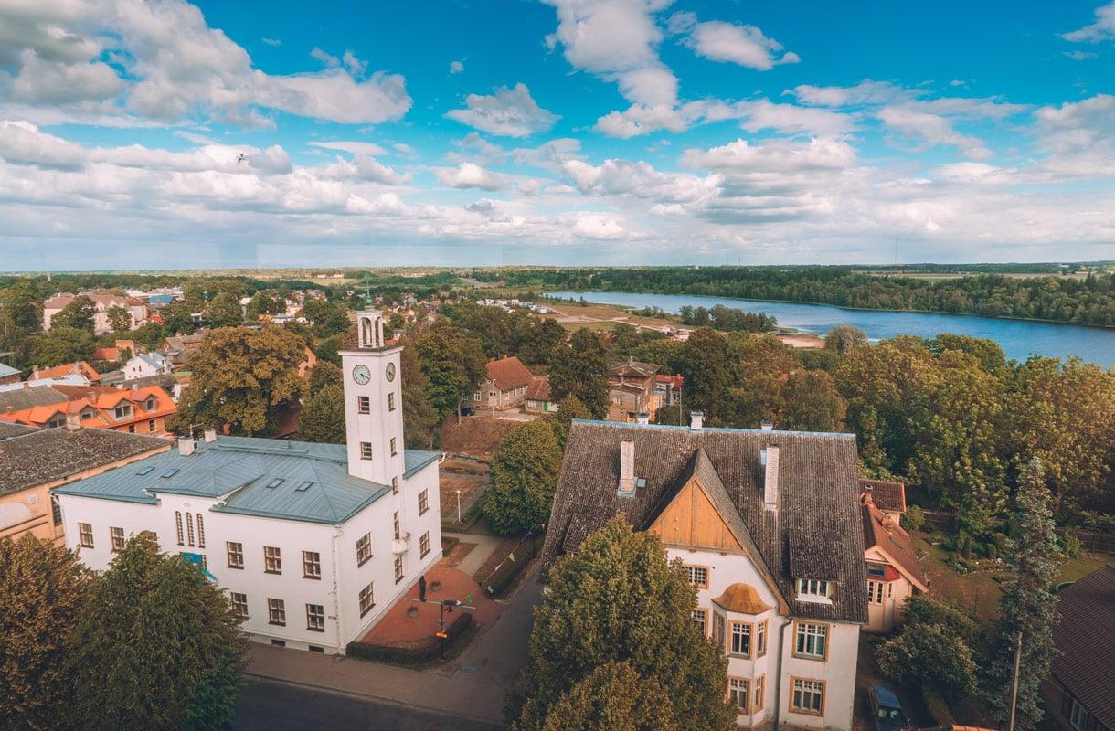 Viron Saatse Boot poikkeaa Venäjän puolelle