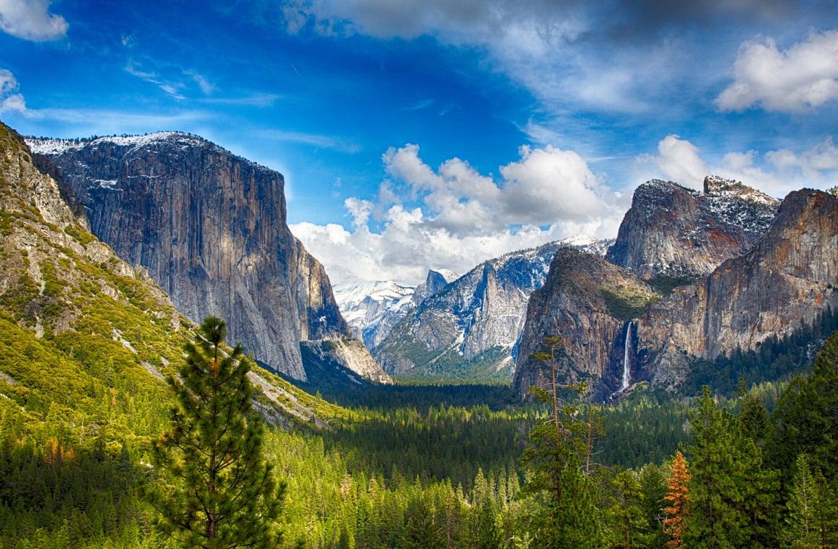 Yosemite, Yhdysvallat