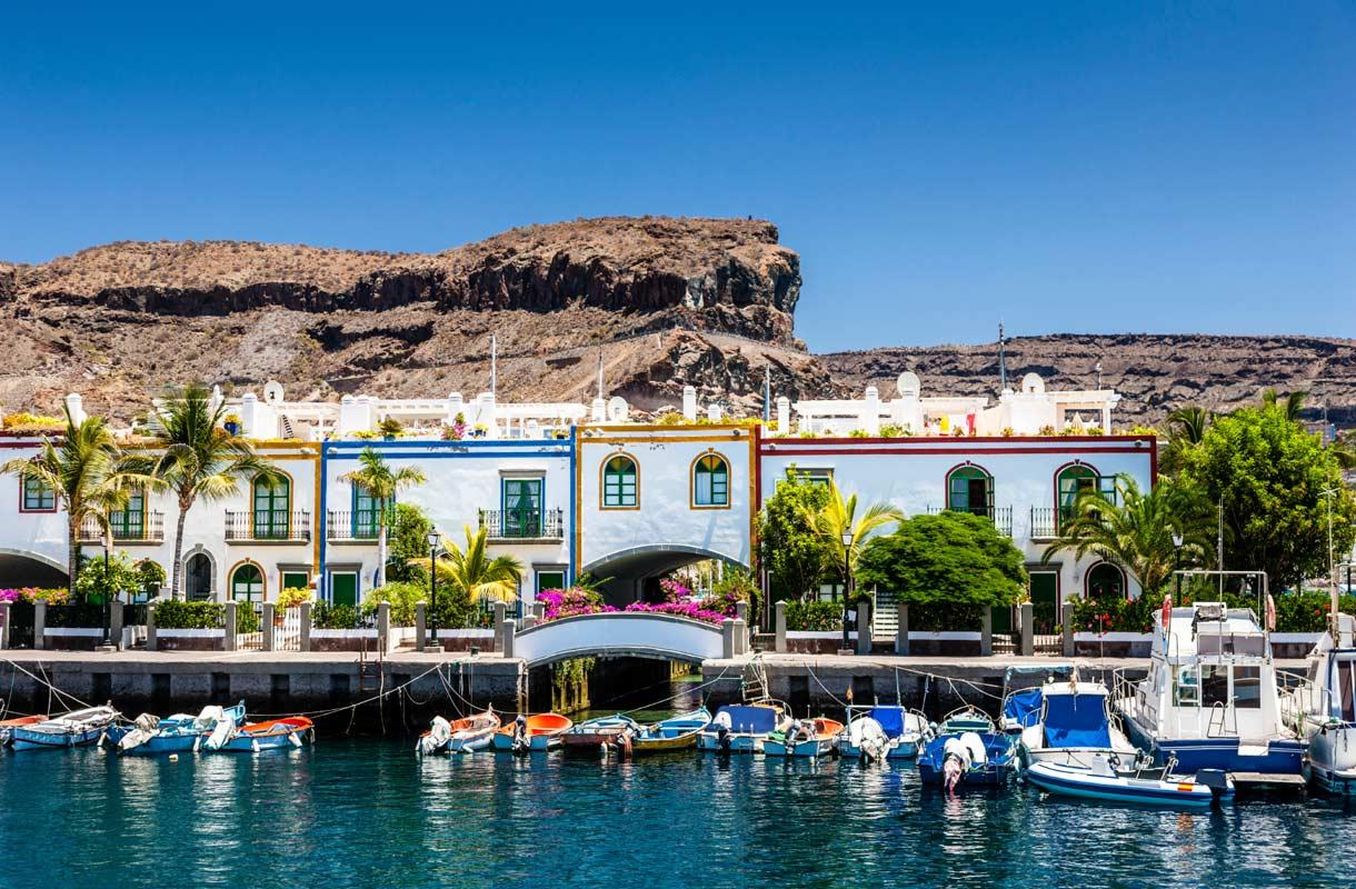 Mistä löytyy Gran Canarian varmin aurinko?