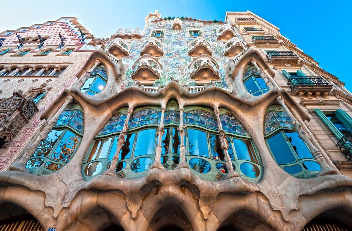 Turistivero Barcelonassa