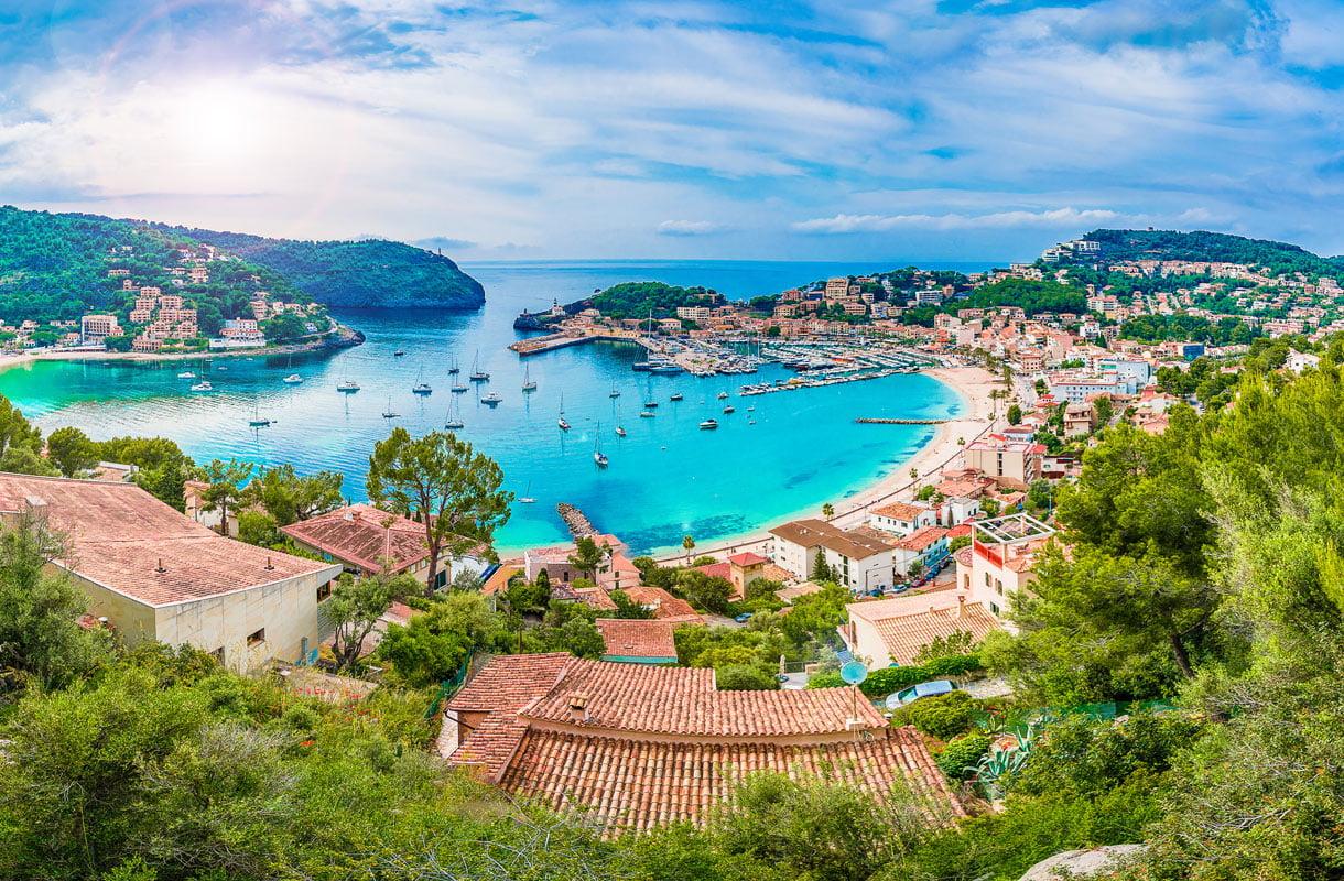 Romanttinen loma Mallorcalla